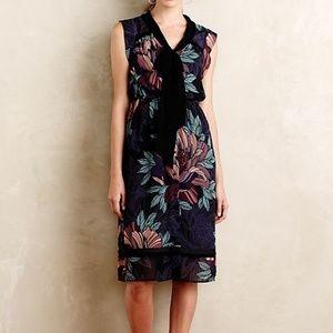 Anthropologie Maeve Bretin Dress